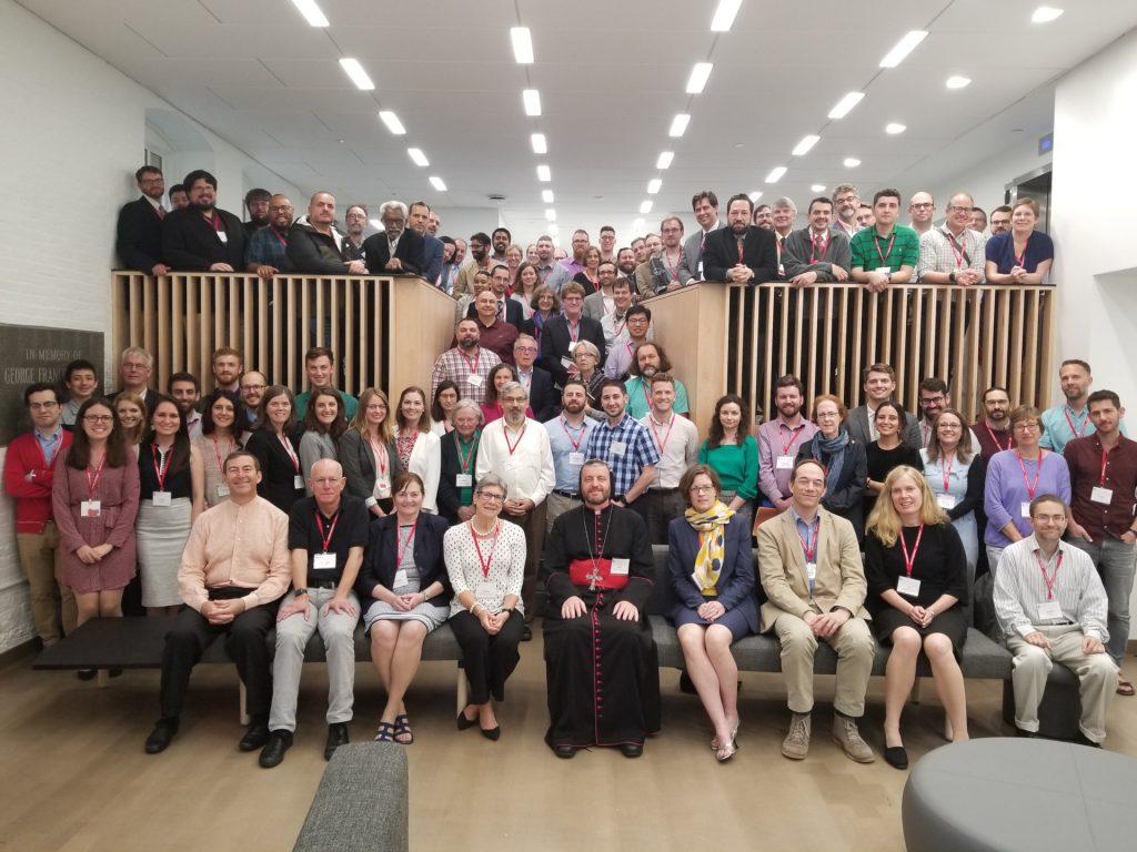A North American Syriac Symposium résztvevői